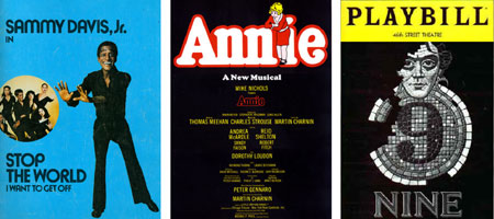 Stop the World I want to get off, Annie, Nine